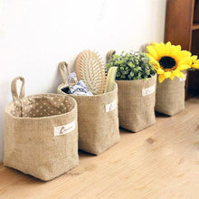 Linen Storage Bag Door Wall
