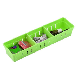 Adjustable Drawer Organizer for Kitchen or Office - Things Organized Store
