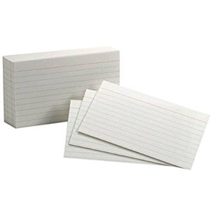 Index Cards - 3 x5