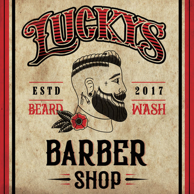 Lucky's Beard Wash