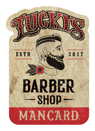 Lucky's Beard Oil