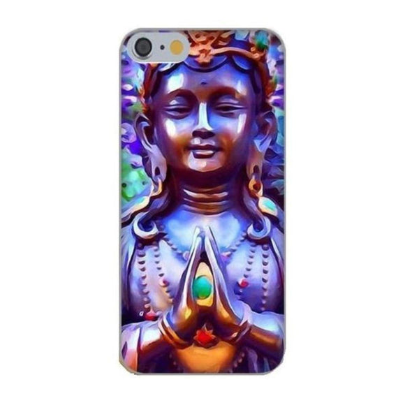 Coque iPhone Bouddha Compassion