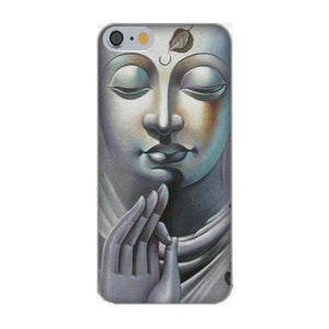 Coque iPhone Mudrā Bouddha