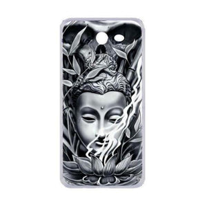 Coque Galaxy Bouddha lotus odorant
