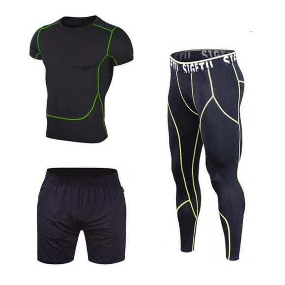 Ensemble Sportswear Running Yoga Fitness