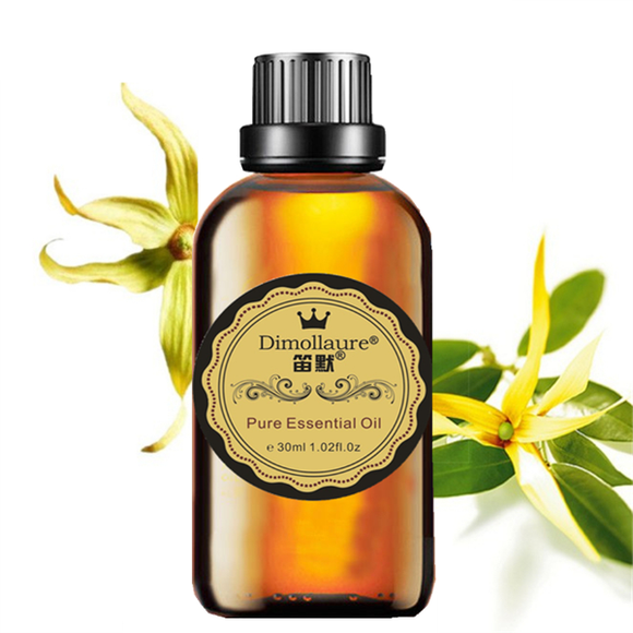 Huile essentielle Ylang-ylang