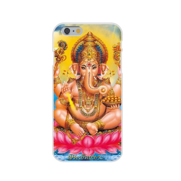 Coque Galaxy Alpha Ganesha Jaune