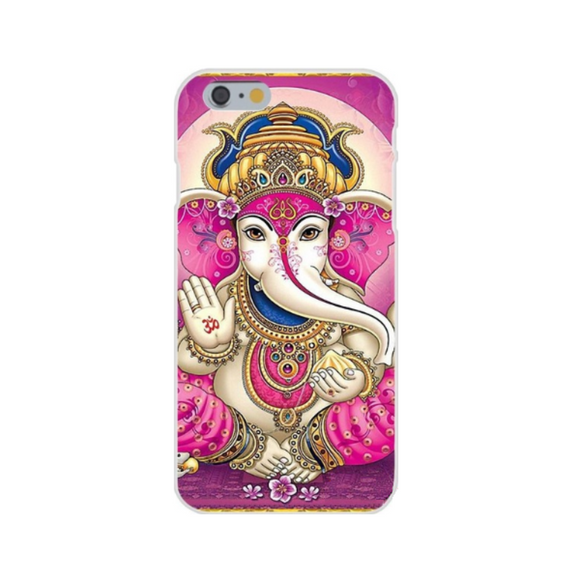 Coque Galaxy Alpha Ganesha Rose