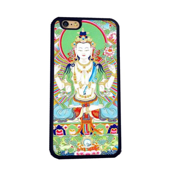 Coque iPhone Vishnu