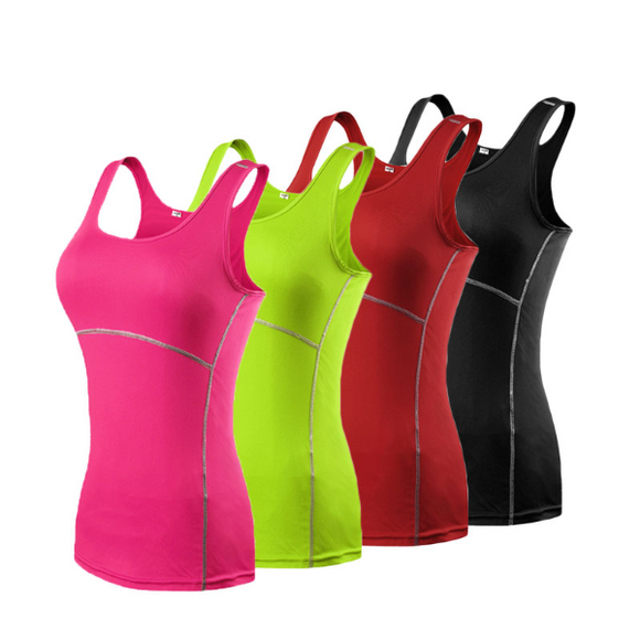 Tops Compression Running Sport Fitness