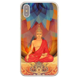 Coque iphone Lotus psyché