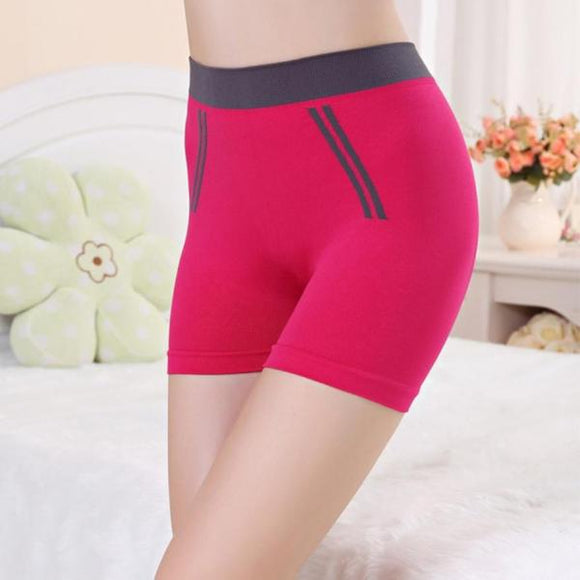 Short rouge de remise en forme Yoga Fitness Pilates