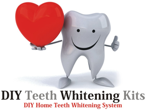 DIY Teeth Whitening Kits