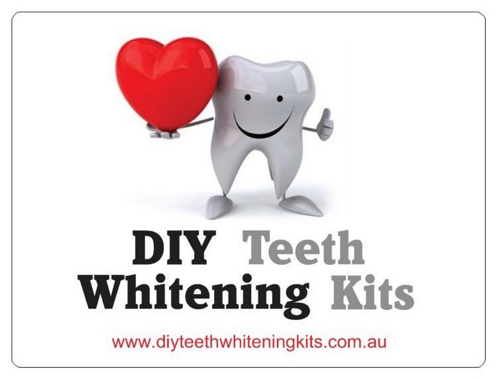 DIY Teeth Whitening Kits | 4 x 3ml Teeth Whitening Gels + 1 x 3ml Remineralization Gel