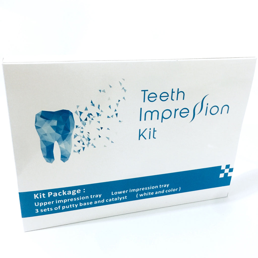 DIY Teeth Impression Kit | Take Your Molds to Dentist for Custom Fit