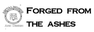 Forged From The Ashes