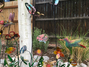 Garden Galore! - Yard Ornaments by Forged From The Ashes Inspirational Gifts