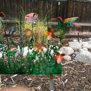 Garden Galore! - Garden Decor by Forged From The Ashes Inspirational Gifts