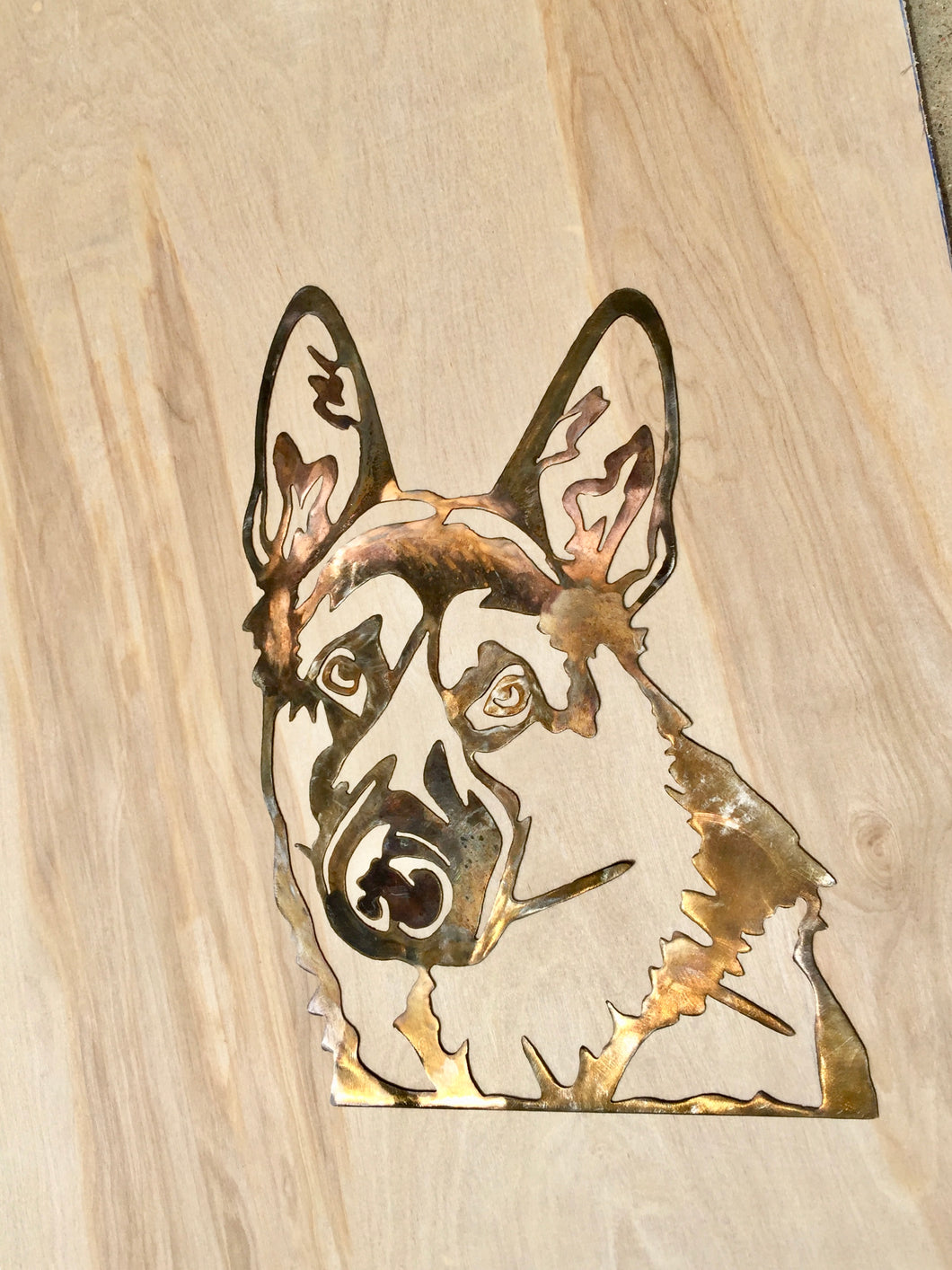 Furry Friends! - Garden & Yard Decor by Forged From The Ashes Inspirational Gifts