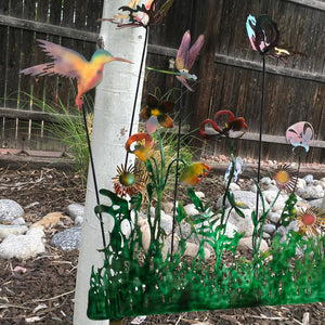 Garden Galore! - Yard Decor by Forged From The Ashes Inspirational Gifts