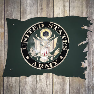 Duty, Honor, Country - Patriotic Home Decor by Forged From The Ashes Inspirational Gifts for Army & Marines