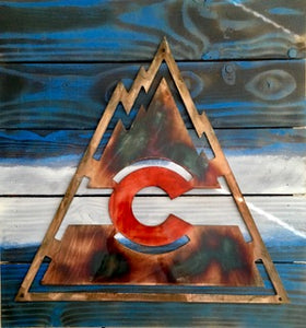 Colorado Vintage Triangle