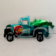 Vintage Truck with Tree or without ornament