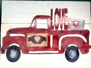 Interchangeable Vintage Truck