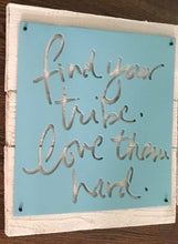 Find Your Tribe Wall Hanging