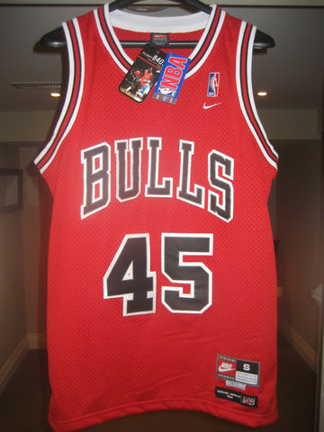 best website a1d5d 06b89 Jersey Central — Swingman 1984 Flight 8403 Red