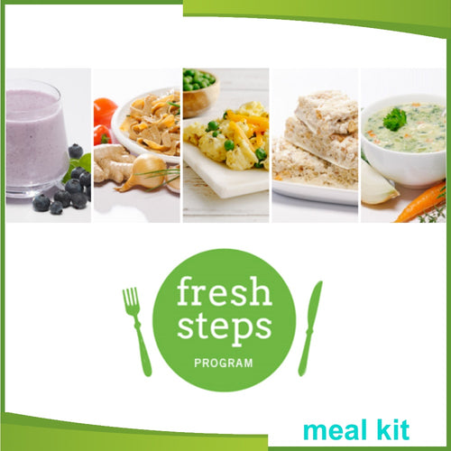 Fresh Steps Quick Start Full Meal Plan