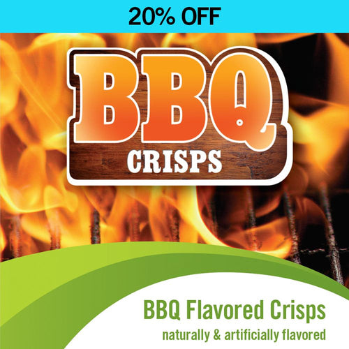 BBQ Protein Crisps (Box or Case)