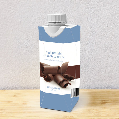 Early Access! Chocolate Ready to Drink Protein Shake (24 Shakes per Case)