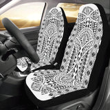 Polynesian Style 1 full-Car Seat Covers (Set of 2)
