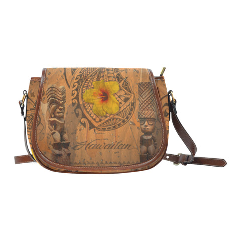 Hawaiian Style-Saddle Bag(Model1649)(Small)