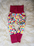 Grow with me Pants Bunny Bottoms 3m to 12m