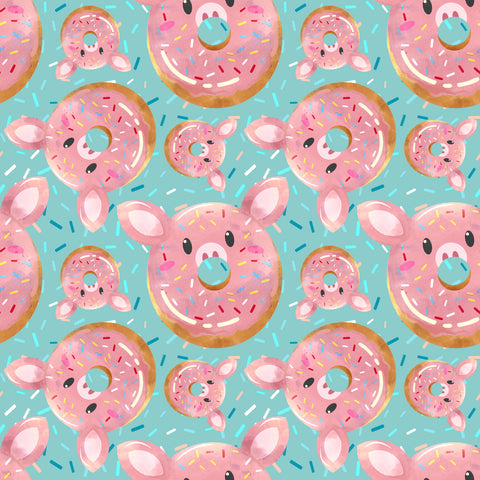 Pig Donuts