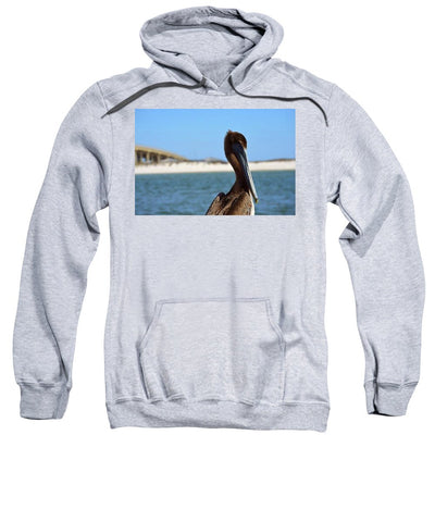 Sea Crane - Sweatshirt