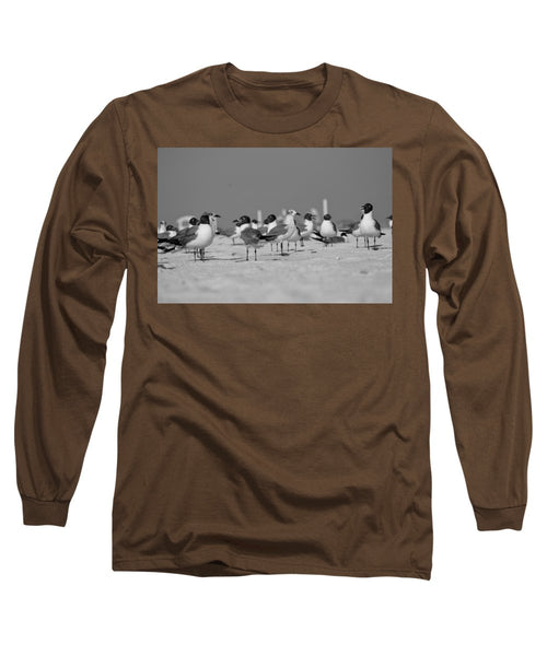Day at The Beach - Long Sleeve T-Shirt