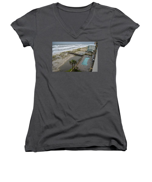 Hurricane Sally - Women's V-Neck