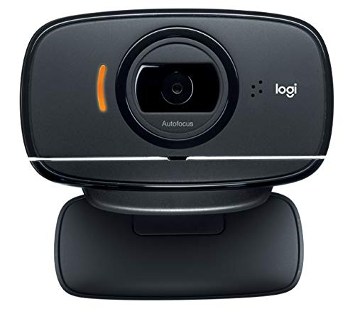 Logitech HD Webcam C525, Portable HD 720p Video Calling with Autofocus Camera