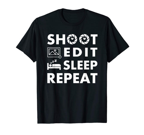 Funny Photographer Shirts Gifts I Love Photography Shirt