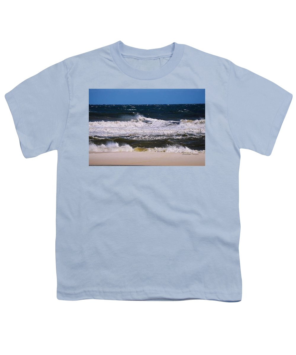 Beach Waves - Youth T-Shirt