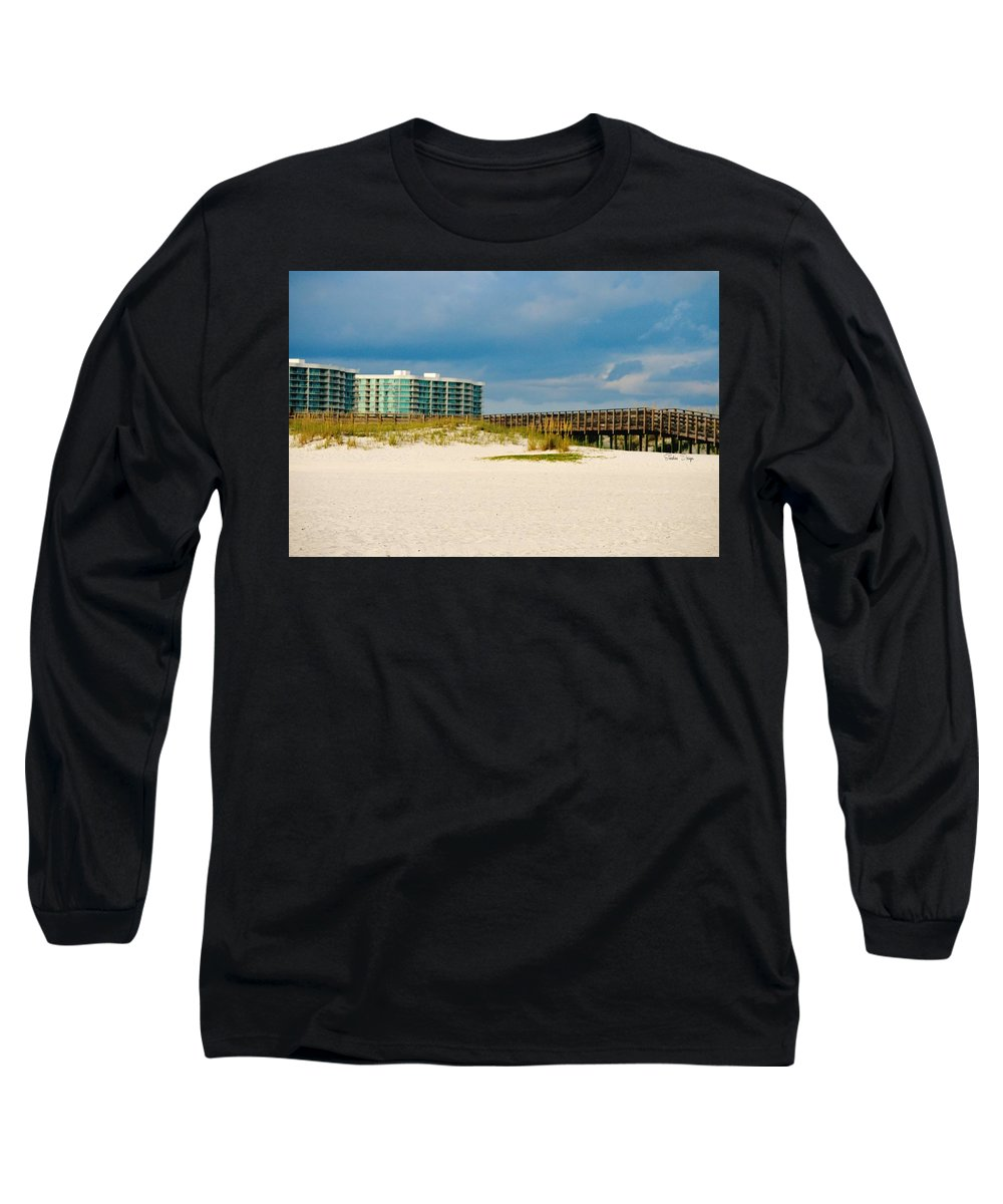 Boardwalk - Long Sleeve T-Shirt
