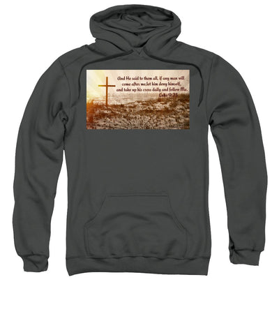 Follow Christ - Sweatshirt