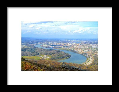Lookout Mountain - Framed Print