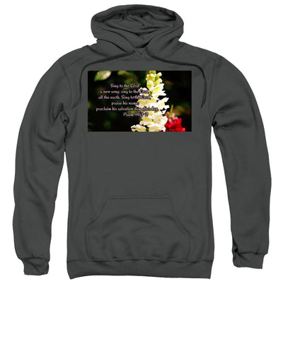 Psalm 96 Broomrapes - Sweatshirt