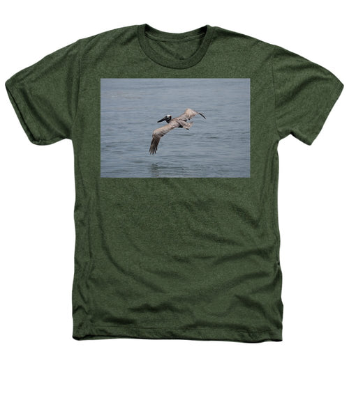 Sea Crane - Heathers T-Shirt