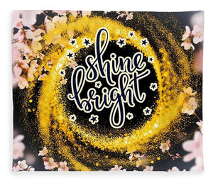 Shine Bright - Blanket