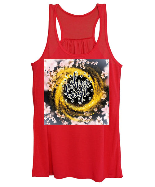 Shine Bright - Women's Tank Top